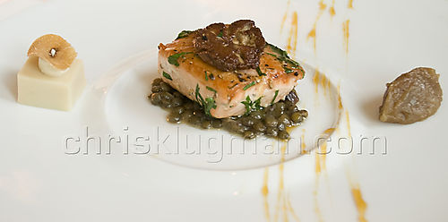 King Salmon Foie