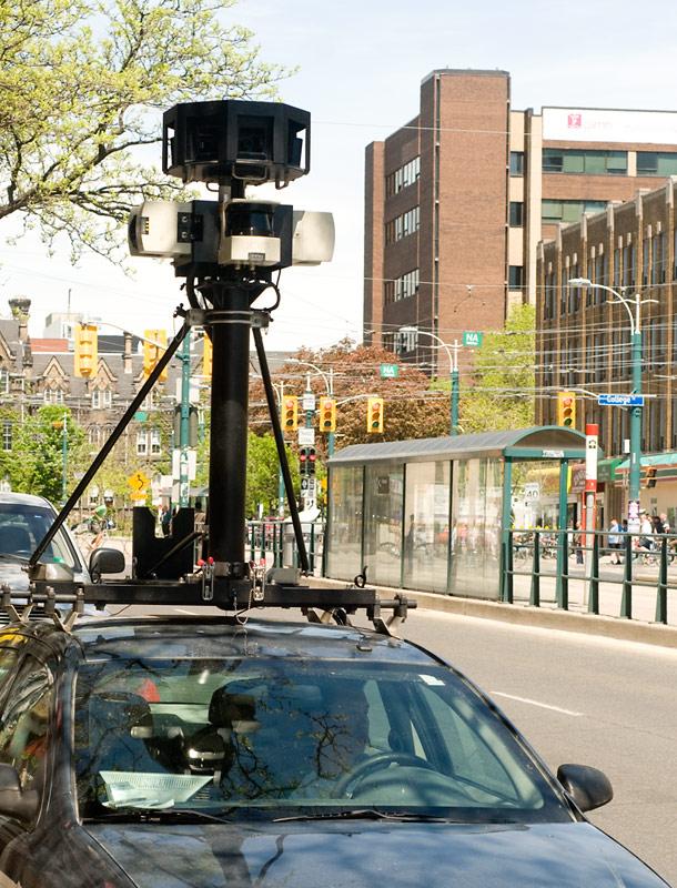 Street-view-camera