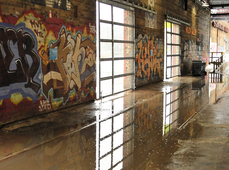 Flood-plain