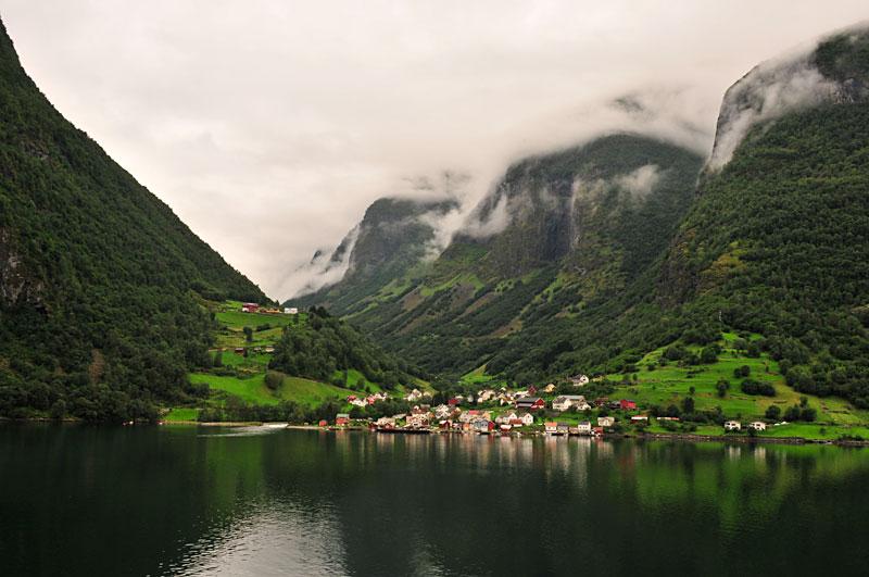 Green-fjord