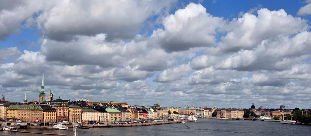 Stockholm-Vista